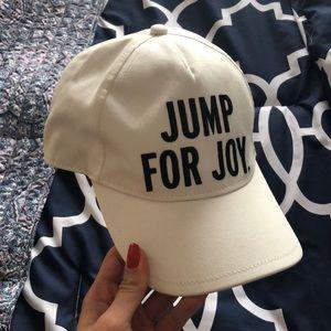 NWT Kate Spade NY Jump For Joy Hat